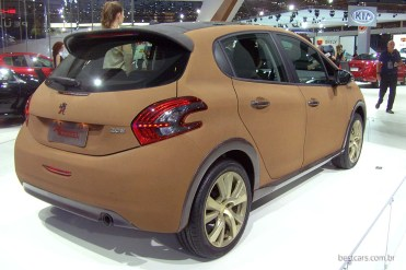 Peugeot 208 Natural