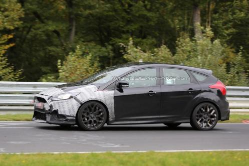 Ford Focus RS 2015-2016