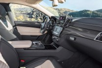 Mercedes Benz GLE Coupé 2015.11