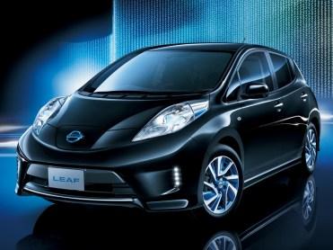 Nissan Leaf Aerostyle 2014