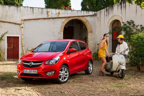 Opel Karl 2015