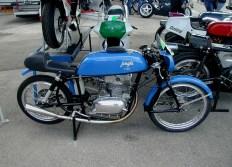 JP beltoise sa moto Jonghi 125 DOHC