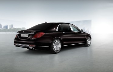 Mercedes-Maybach Classe S 600