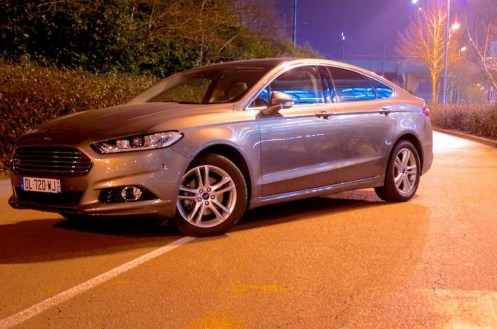 Ford Mondeo 2l TDCI Powershift - 45