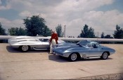XP-755 Mako Shark et XP-87 Stingray Racer