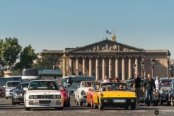 BMW M3 E30 et Porsche 914