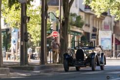 Bugatti Type 44 Cabriolet