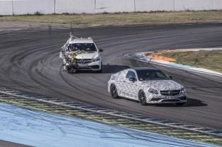 Mercedes-AMG C63S Coupe Proto - 2