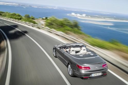 Mercedes S-Class Cabrio - 18