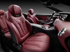 Mercedes S-Class Cabrio - 8