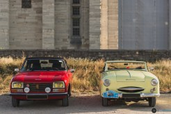 Peugeot 304 & Panhard Dyna Junior