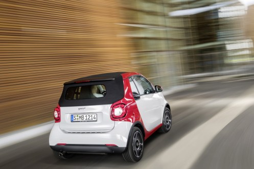 Smart Fortwo 2015 - 7