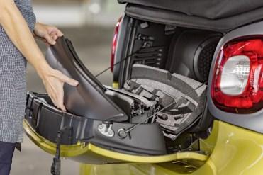Smart fortwo Cabrio 2015 - 15