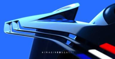 Bugatti Vision GranTurismo