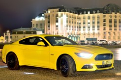 Ford Mustang Fastback V8 2015
