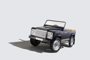 PEDAL LAND ROVER DEFENDER 11