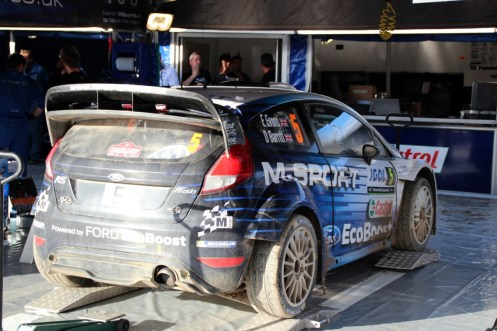 AS STAND FORD TOUR DE CORSE