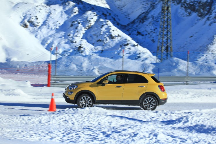 Fiat Gamme 4X4 circuit Andorre