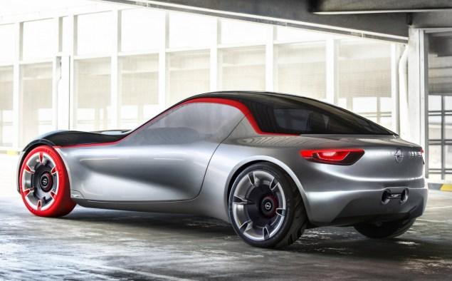Opel GT Concept - 02