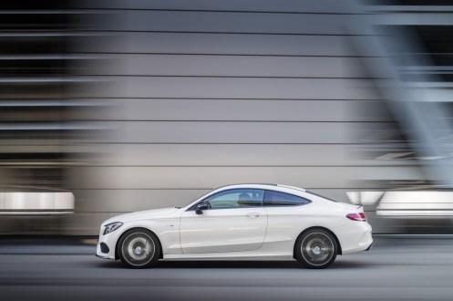 Mercedes-AMG C43 4Matic Coupé 10