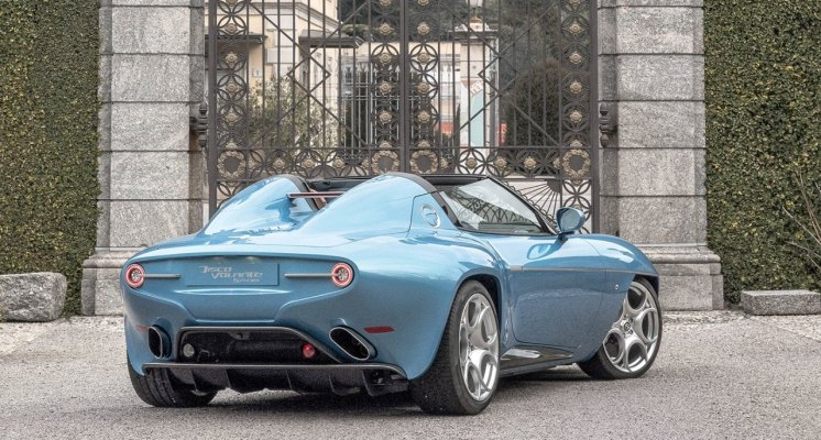 Touring Superleggera Disco Volante Spyder - 04