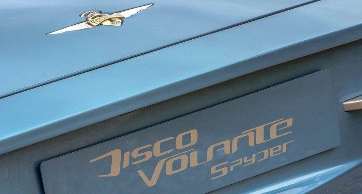 Touring Superleggera Disco Volante Spyder - 06