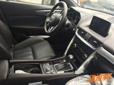 Mazda CX-4 Intérieur
