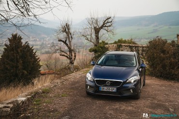 Essai Volvo V40 Cross Country