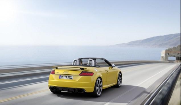 Audi TT RS 8