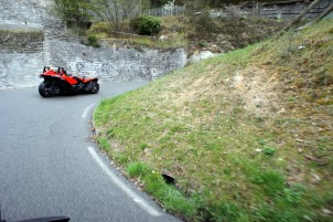 Polaris Slingshot Route 3