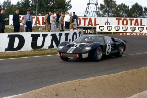 Ford GT 1966 - 24 Heures du Mans