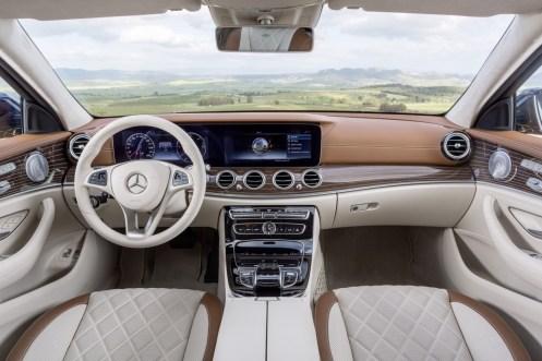 Mercedes-Benz Classe E 2016 - 6