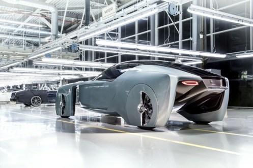 Rolls-Royce VISION NEXT 100 - 16