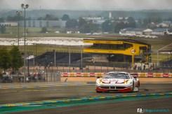 Ferrari 458 GTE - 24 Heures du Mans 2016
