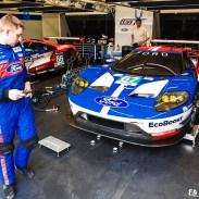 Ford GT GTE - 24 Heures du Mans 2016