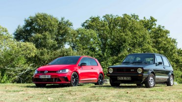 Volkswagen Golf 7 GTI Clubsport