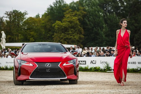 Lexus LC500 - Chantilly 2016