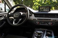 Interieur Audi Q7 e-tron quattro