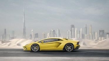 Lamborghini Aventador S - 01