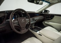 Lexus LS 500 - 11