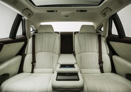 Lexus LS 500 - 12