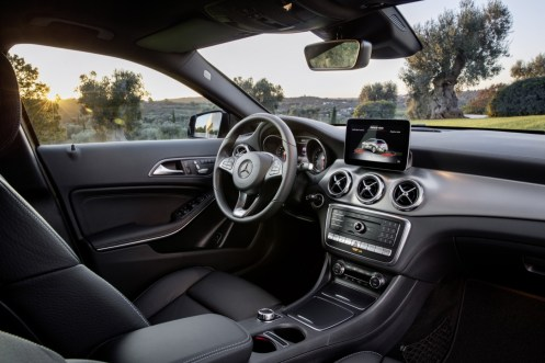 Mercedes-Benz GLA 2017 - 1