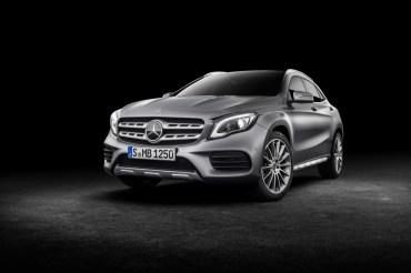 Mercedes-Benz GLA 2017 - 33