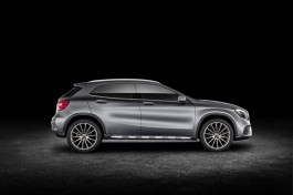 Mercedes-Benz GLA 2017 - 38