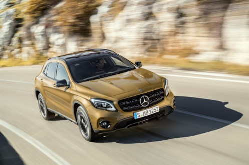Mercedes-Benz GLA 2017 - 9