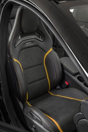 Mercedes-Benz AMG GLA 45 4MATIC Yellow Night Edition, X156, 2017