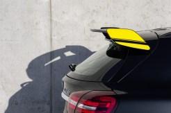 Mercedes-Benz GLA45 4Matic Yellow Night Edition 2017 - 5