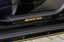 Mercedes-Benz GLA45 4Matic Yellow Night Edition 2017 - 8