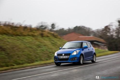 Essai Suzuki Swift Sport