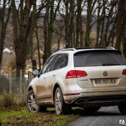 Essai VW Touareg V6 TDI 262 - Photos